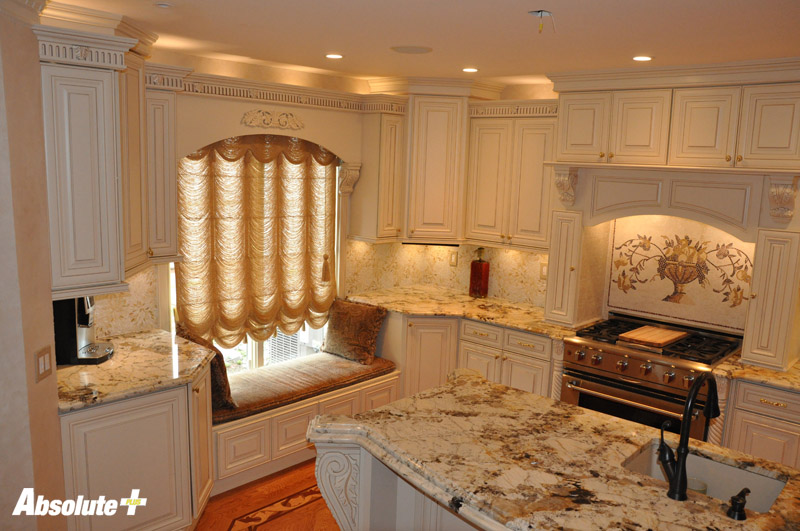 Kitchen Remodels. Harbour Court, Staten Island, NY. Go Back
