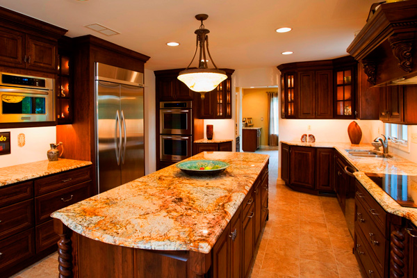 Marble and Granite Custom Stone Work